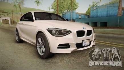 BMW M135i 2013 для GTA San Andreas