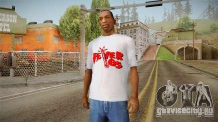 GTA 5 Special T-Shirt v3 для GTA San Andreas