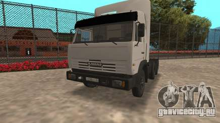 КамАЗ 54115 Тягач для GTA San Andreas