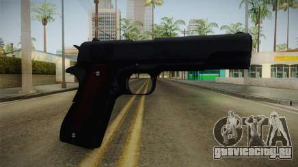 Mirror Edge Colt M1911 v1 для GTA San Andreas