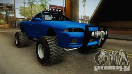 Nissan Skyline R32 Pickup Off Road для GTA San Andreas