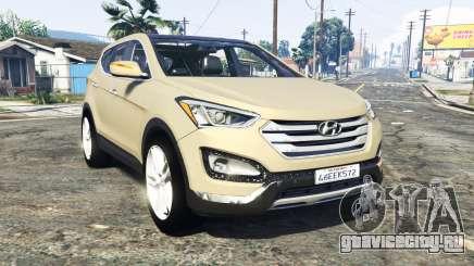 Hyundai Santa Fe (DM) 2013 [add-on] для GTA 5