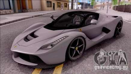 Ferrari LaFerrari v2 для GTA San Andreas