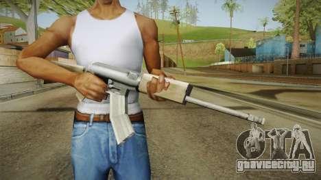 Driver PL - AK-47 для GTA San Andreas третий скриншот