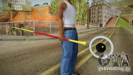 Vados Angel Of The Universe 6 Weapon для GTA San Andreas