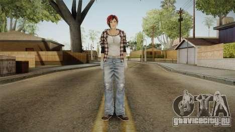 Dead Or Alive 5 - Mila для GTA San Andreas второй скриншот