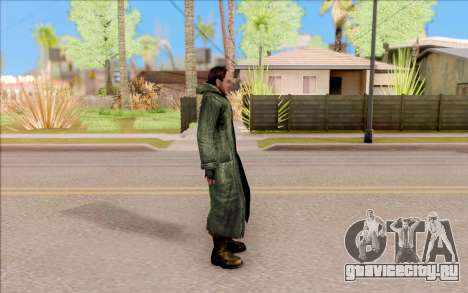 Захар из S.T.A.L.K.E.R. для GTA San Andreas третий скриншот