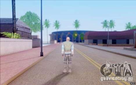 Лебедев из S.T.A.L.K.E.R для GTA San Andreas