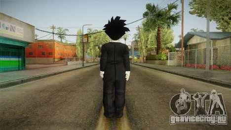 Gohan Suit Skin для GTA San Andreas третий скриншот