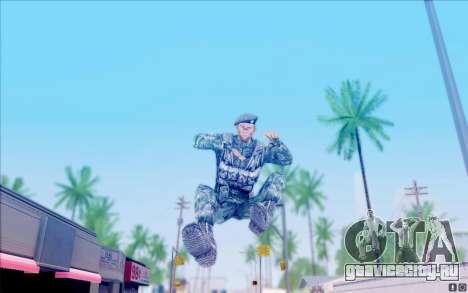 Рядовой Нейбор из S.T.A.L.K.E.R для GTA San Andreas пятый скриншот