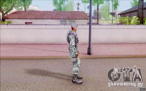 Рядовой Нейбор из S.T.A.L.K.E.R для GTA San Andreas третий скриншот