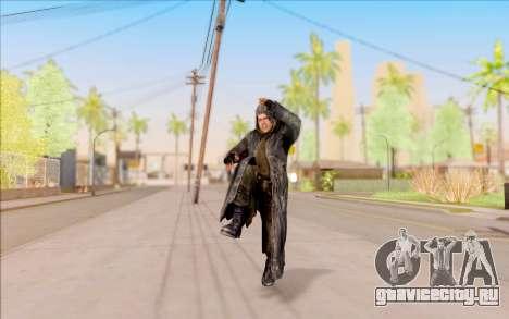 Боров из S.T.A.L.K.E.R. для GTA San Andreas пятый скриншот