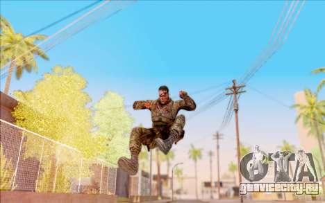 Зомби Дегтярёв из S.T.A.L.K.E.R. для GTA San Andreas шестой скриншот