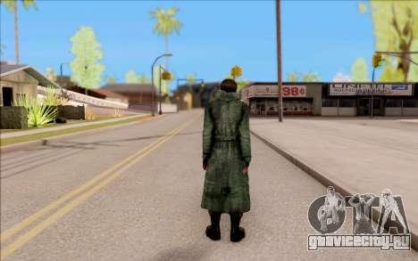 Захар из S.T.A.L.K.E.R. для GTA San Andreas четвёртый скриншот