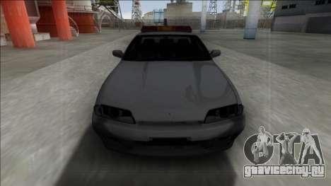 Nissan Skyline R32 Towtruck для GTA San Andreas