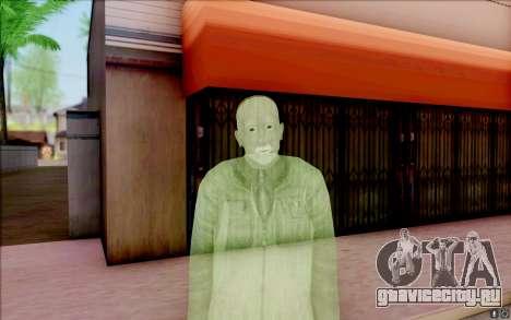 Представитель О-Сознания из S.T.A.L.K.E.R для GTA San Andreas второй скриншот