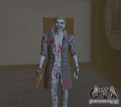 Joker from Injustice 2 для GTA 5 второй скриншот