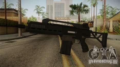 TF2 Special Carbine для GTA San Andreas второй скриншот