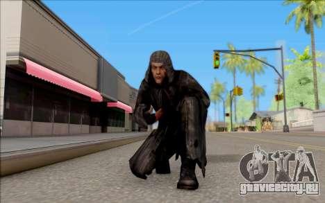 Йога из S.T.A.L.K.E.R. для GTA San Andreas шестой скриншот