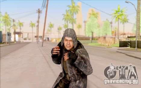 Боров из S.T.A.L.K.E.R. для GTA San Andreas шестой скриншот
