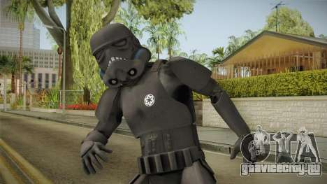 Star Wars Battlefront 3 - Shadowtrooper для GTA San Andreas