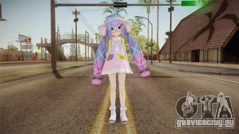 Otomachi School Skin для GTA San Andreas второй скриншот
