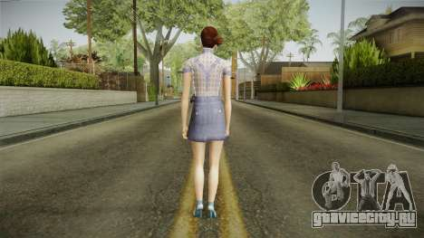 Jemma Skin для GTA San Andreas третий скриншот