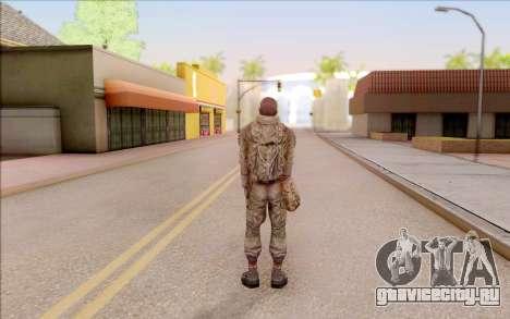 Крот из S.T.A.L.K.E.R. для GTA San Andreas пятый скриншот