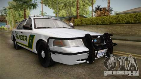 Ford Crown Victoria Police для GTA San Andreas