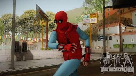 Spiderman Homecoming Skin v2 для GTA San Andreas