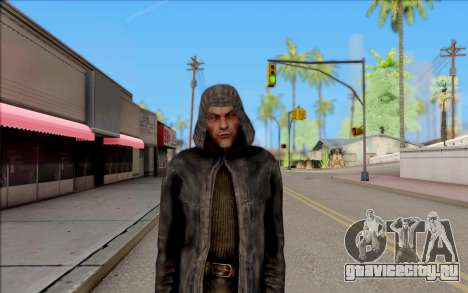 Йога из S.T.A.L.K.E.R. для GTA San Andreas