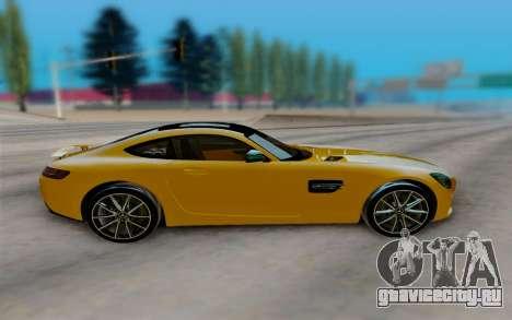 Mercedes-Benz SLS AMG для GTA San Andreas