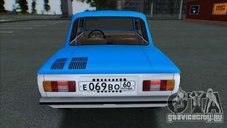 ZAZ 968M GVR SAMP для GTA San Andreas