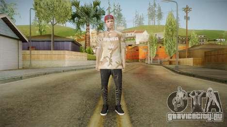 Skin Random 4 (Outfit Import Export) для GTA San Andreas второй скриншот
