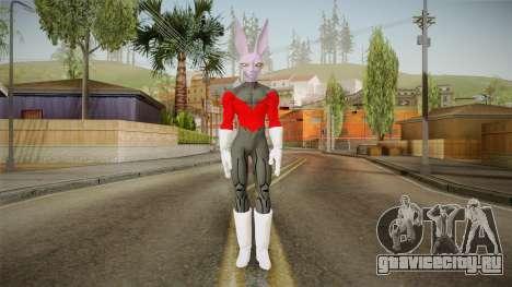 Dyspo Pride Trooper Skin для GTA San Andreas второй скриншот