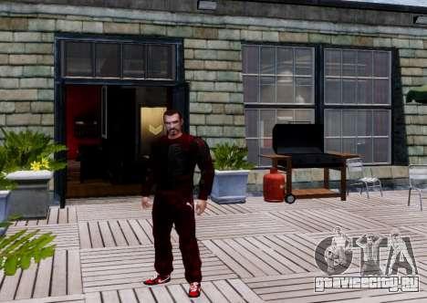 Пак Одежды (Exclusive) для GTA 4 третий скриншот