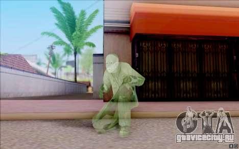 Представитель О-Сознания из S.T.A.L.K.E.R для GTA San Andreas пятый скриншот