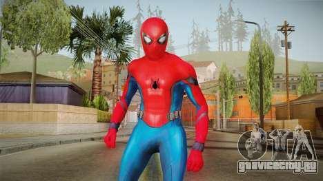 Spider-Man Homecoming - Spider-Man для GTA San Andreas