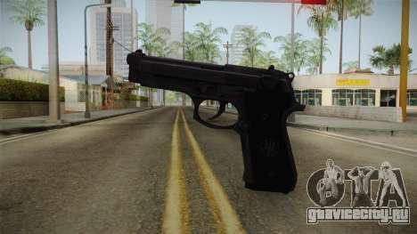 Team Fortress 2 - M9 Pistol для GTA San Andreas второй скриншот