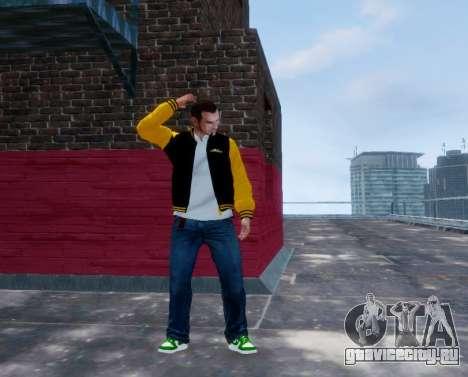 Пак Одежды (Exclusive) для GTA 4 второй скриншот