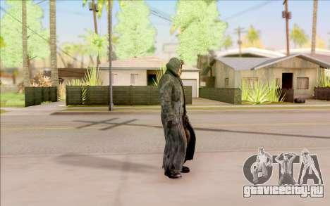 Боров из S.T.A.L.K.E.R. для GTA San Andreas третий скриншот