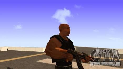 Визуализация Бронежилета для GTA San Andreas