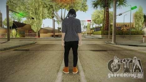 GTA Online: SmugglerRun Female Skin для GTA San Andreas третий скриншот