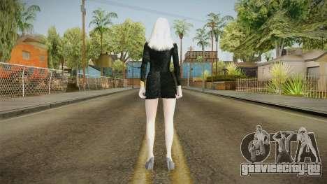 Kesha Skin для GTA San Andreas третий скриншот