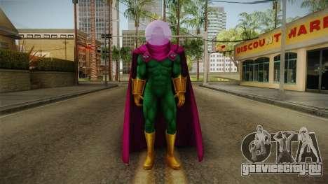 Marvel Future Fight - Mysterio для GTA San Andreas второй скриншот