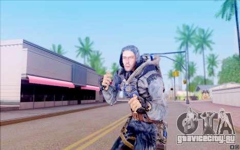 Волкодав из S.T.A.L.K.E.R для GTA San Andreas пятый скриншот