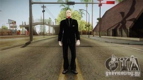 Kazim Carman Skin для GTA San Andreas второй скриншот