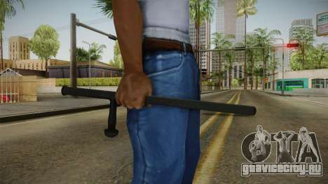Police Baton для GTA San Andreas
