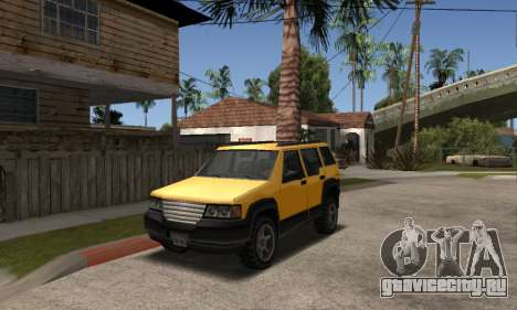 2002 Landstalker для GTA San Andreas