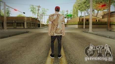 Skin Random 4 (Outfit Import Export) для GTA San Andreas третий скриншот